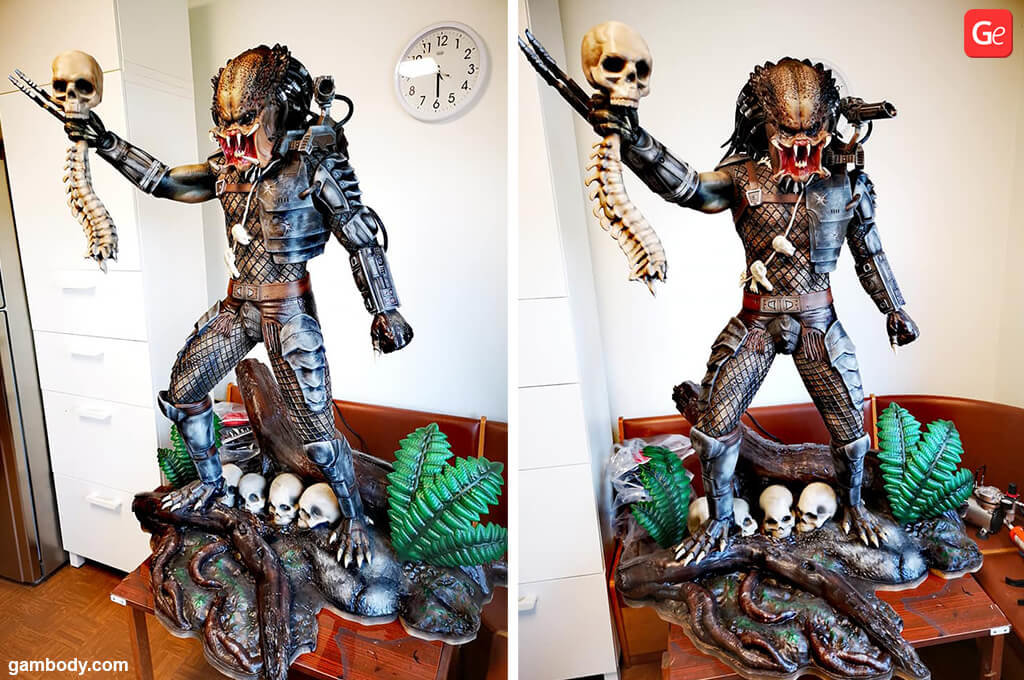 Predator Jungle Hunter figure