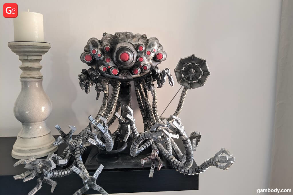 Matrix Sentinel 3D printed model
