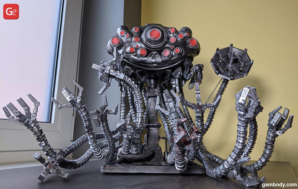 Matrix Sentinel model 3D print