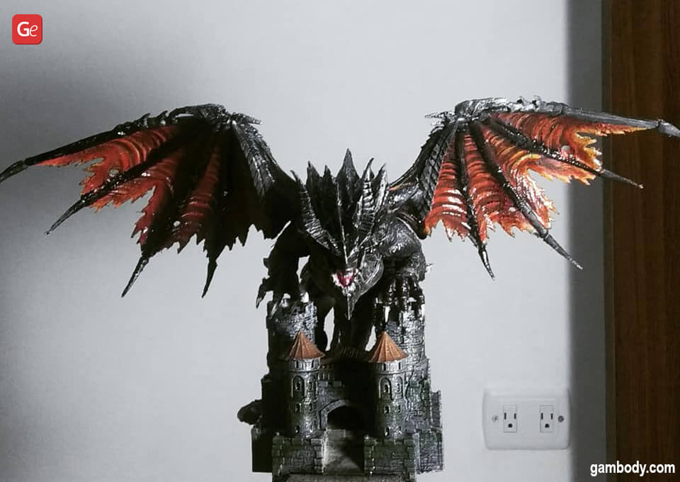 Coolest things to 3D print Deathwing