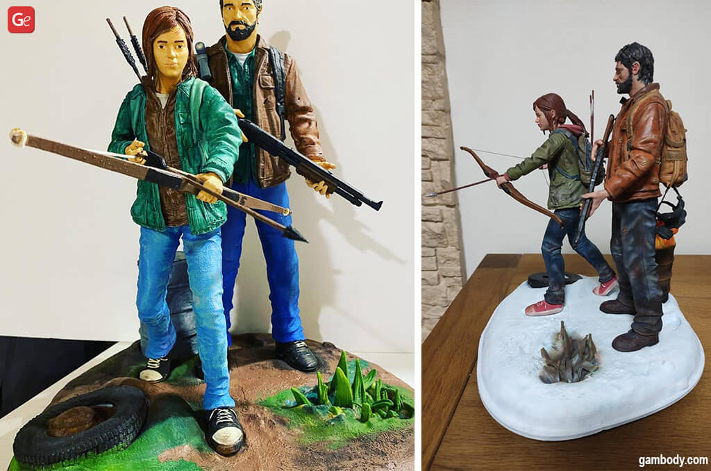 Cool things to 3D print The Last of Us