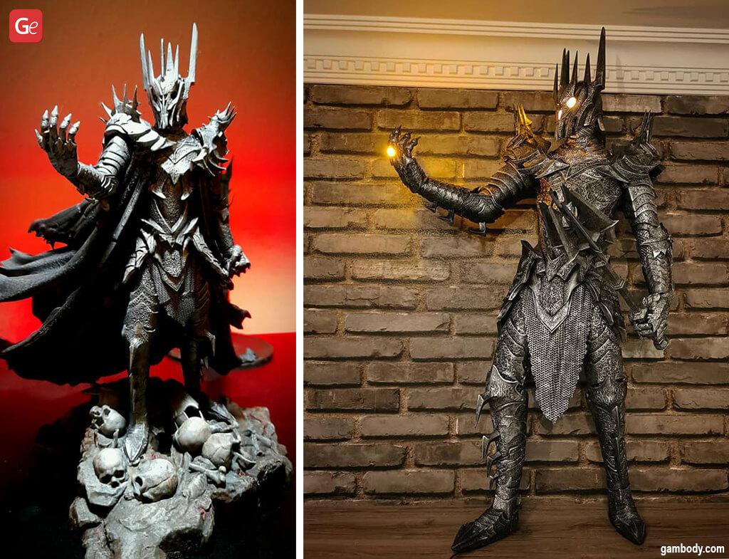 Cool stuff to 3D print Sauron