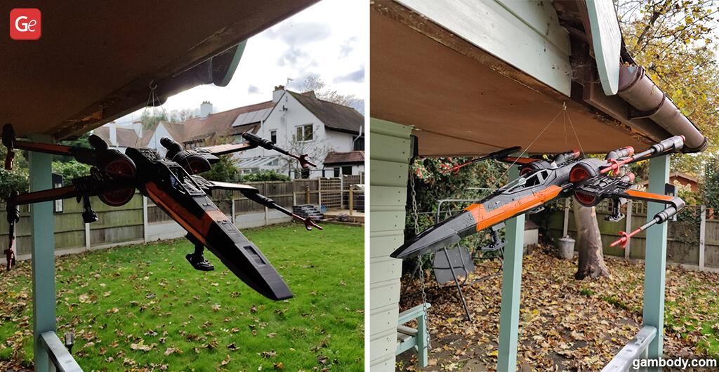 T-70 X-Wing 3D printing basics
