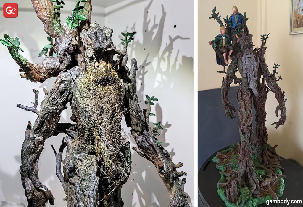 Coolest things to 3D print Treebeard
