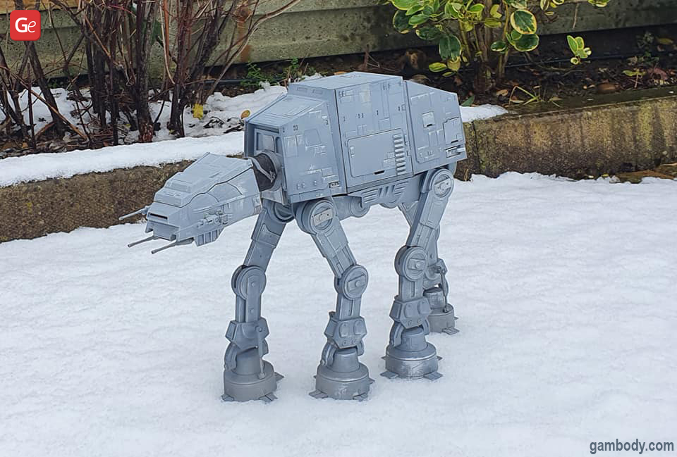 What does AT-AT Walker stand for