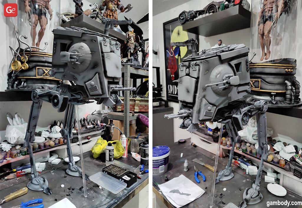 Star Wars AT-ST Walker 3D print