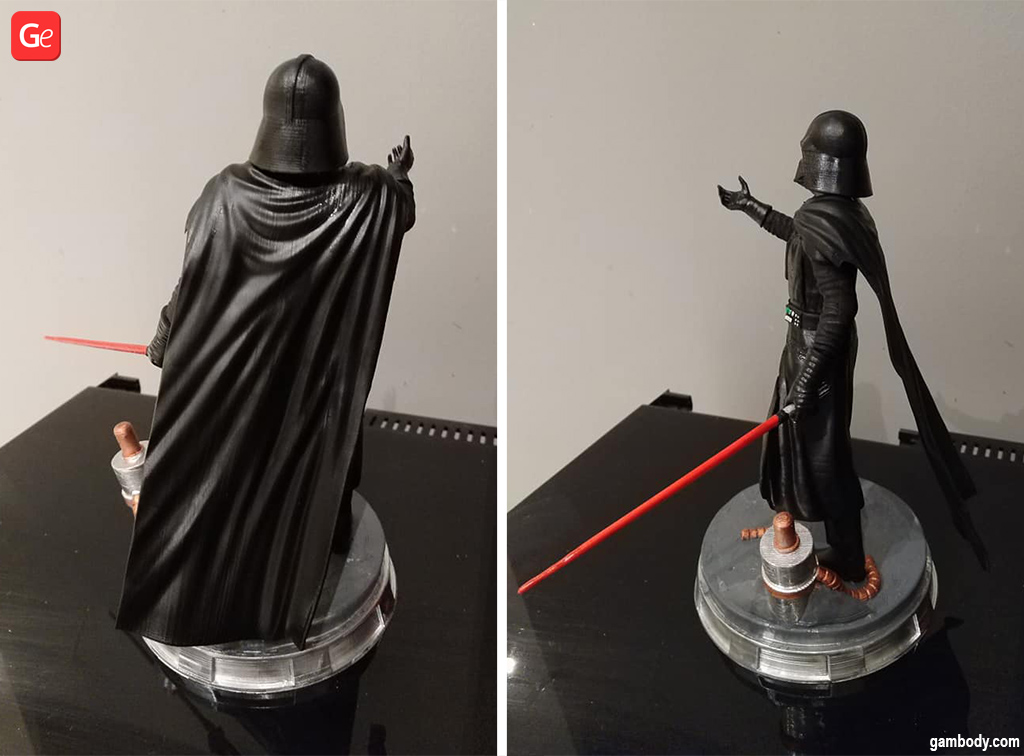 Darth Vader figurine