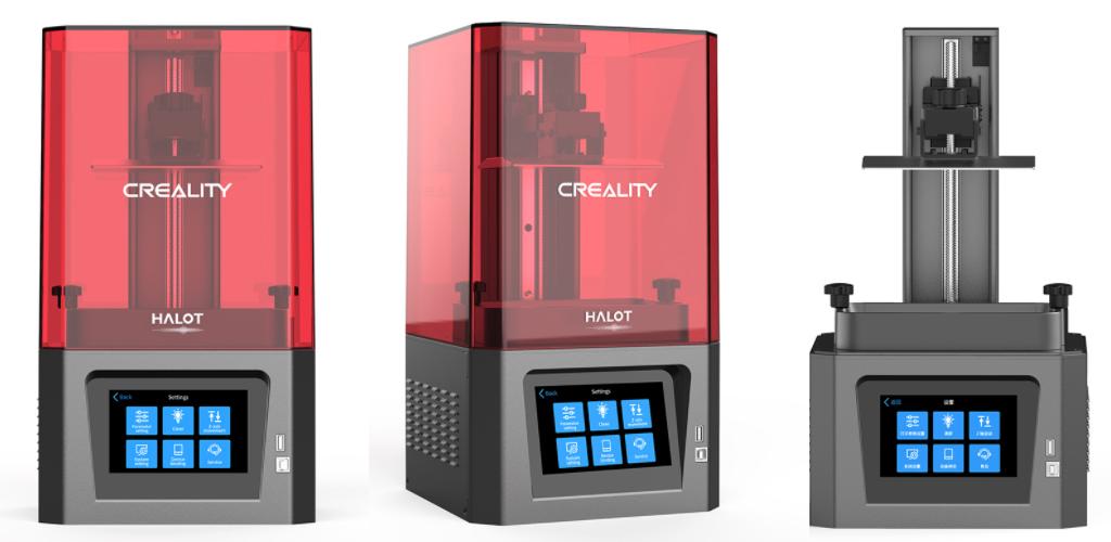 Creality Halot-One resin 3D printer