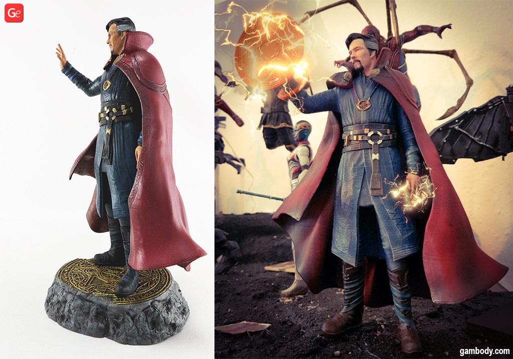 Doctor Strange cool Marvel stuff 3D printed