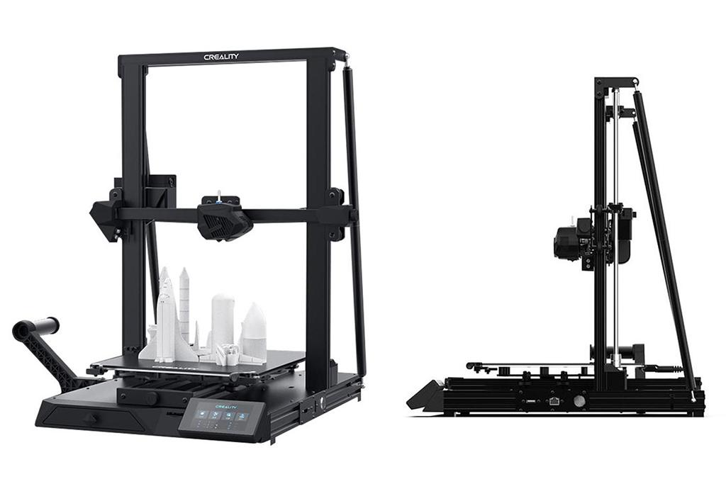 Best FDM 3D printer Creality CR-10 Smart