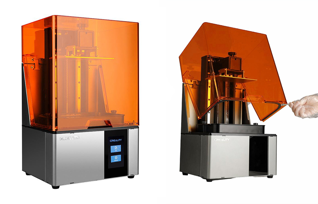 Good home 3D printer Creality Halot Sky