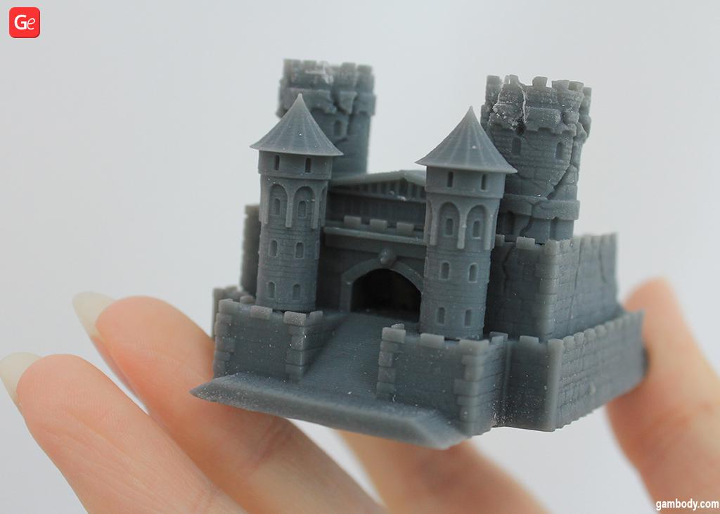 3D print D&D tower from WoW world