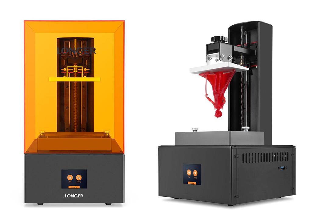 Best 3D printer under 800 Longer Orange 4K Mono