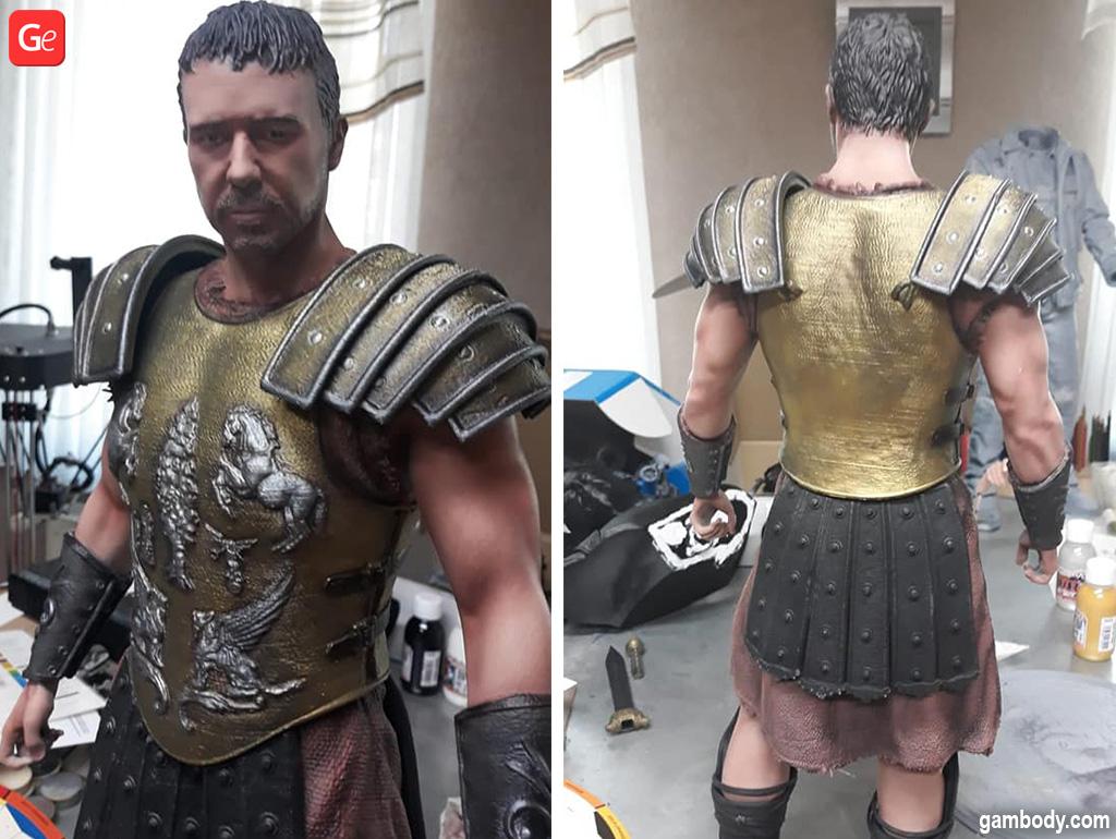 Maximus Gladiator figure