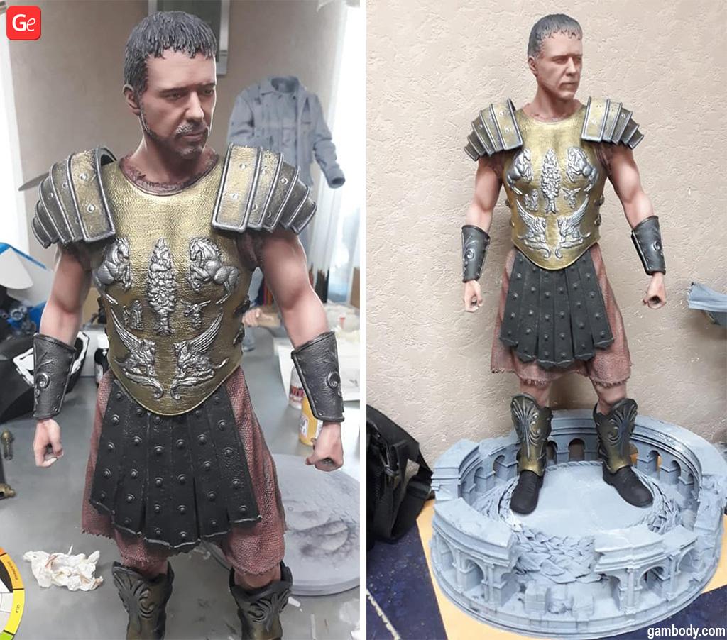 Gladiator Maximus figure