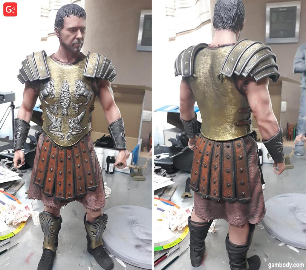 Gladiator 3D print