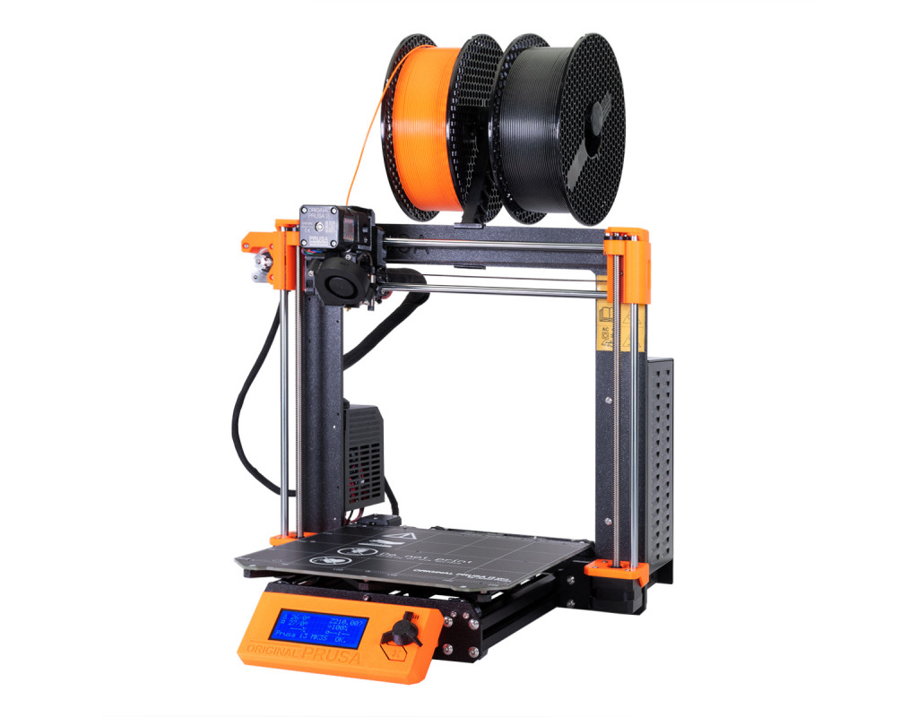 Best 3D printer under 1000 Original Prusa i3 MK3S+