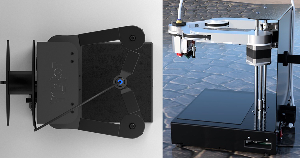 Plybot 3D Printer Kickstarter