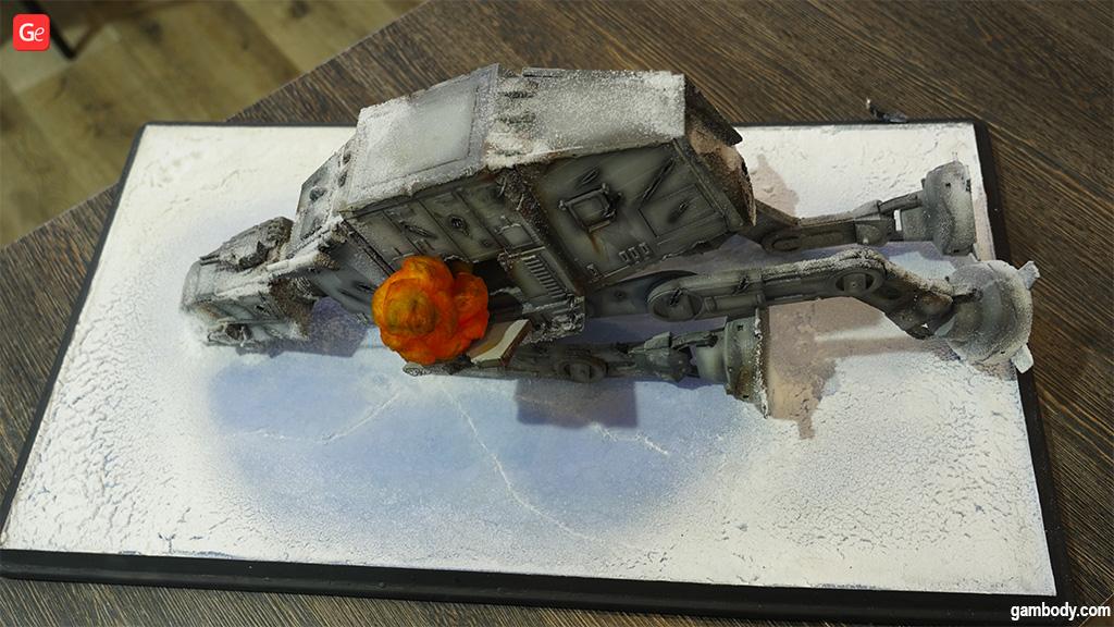 3D printed desk toys