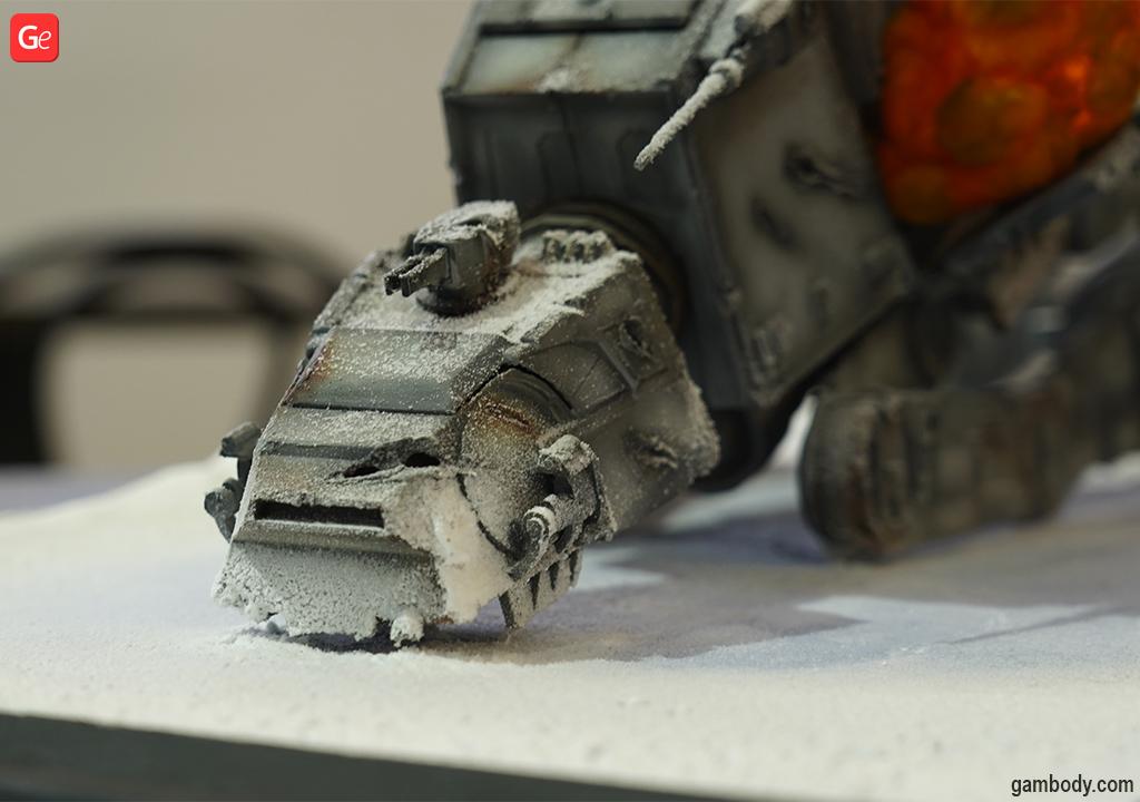 Star Wars AT-AT Walker toy