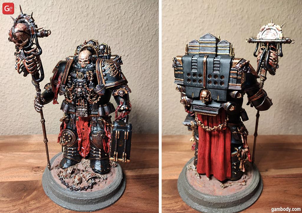 DnD Warhammer 3D print