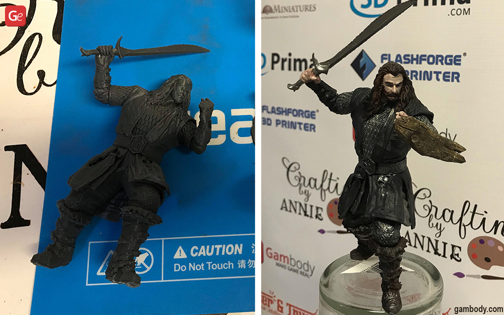 Lord of the Rings collectables