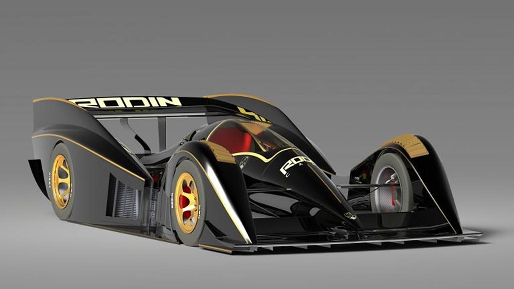 Automotive 3D printing FZero