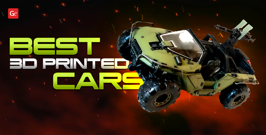 Best 3D Printed Cars to Wow Everyone