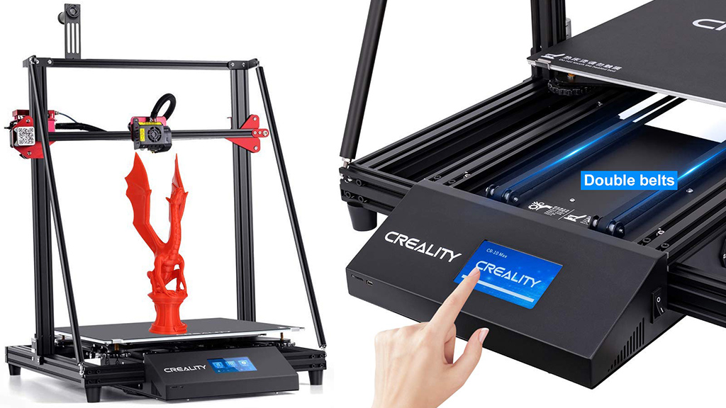 Best large format 3D printer Creality CR-10 Max