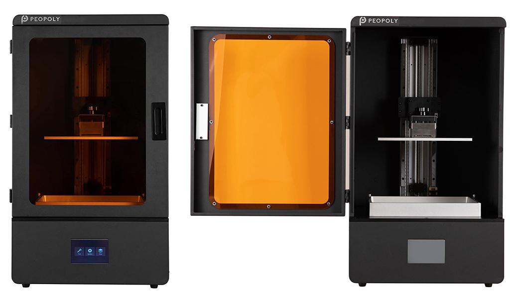 Largest 3D printer resin Peopoly Phenom