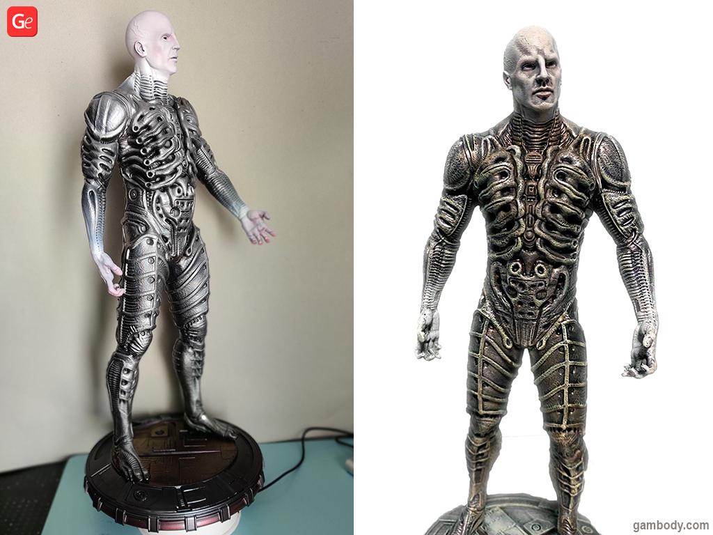 The Last Engineer Prometheus 3D Print