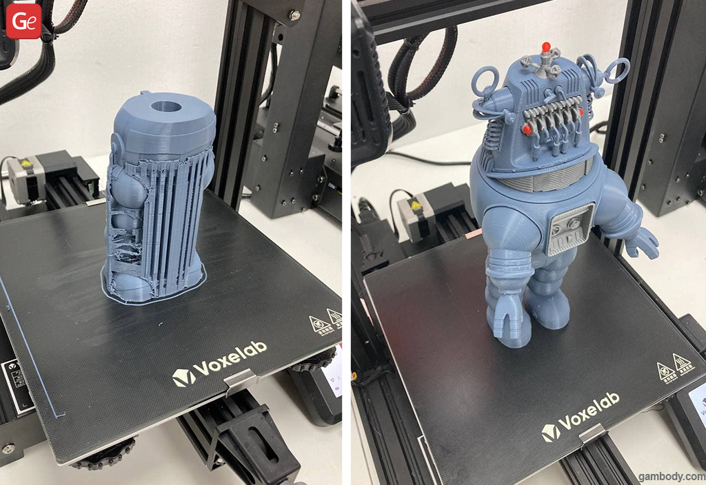 Robby the Robot 3D model