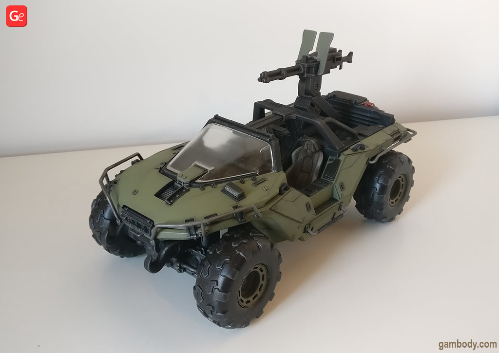Warthog 3D printing model