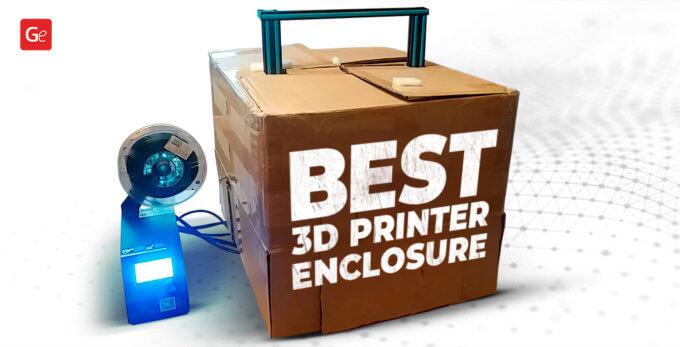 Best 3D Printer Enclosure: Functional, Safe, Cheap, DIY Cabinet