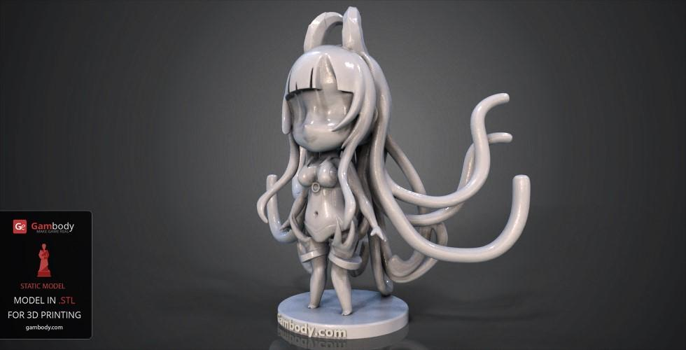 Buy Ane Naru Mono 3D Model | Static