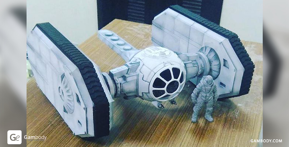 Buy T.I.E. Crawler for 3D Printing | Assembly