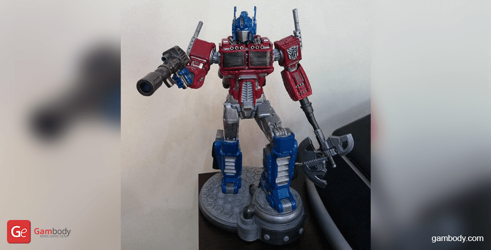 Buy Optimus Prime G1 3D Printing Model | Assembly