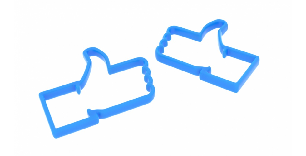 Buy Facebook Cookie Cutter Form