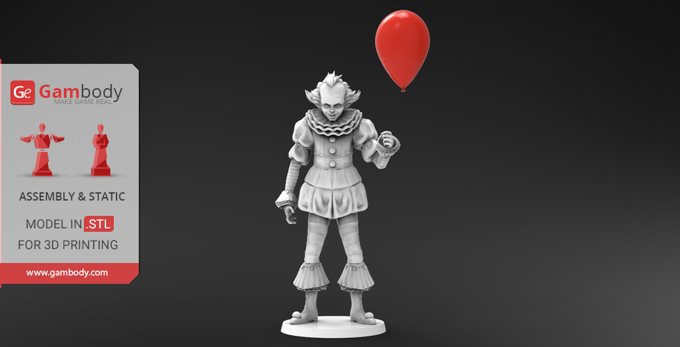 Buy Pennywise Clown from