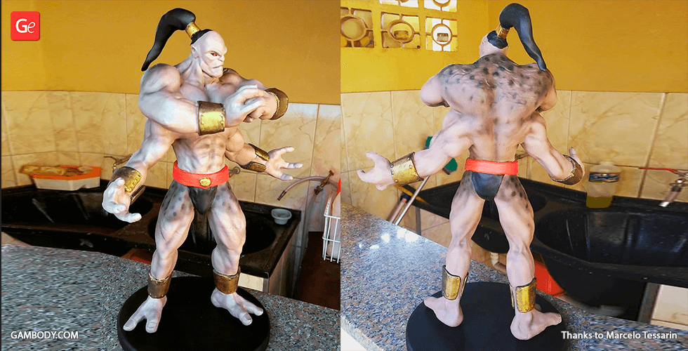 Buy Goro 3D Printing Miniature | Assembly