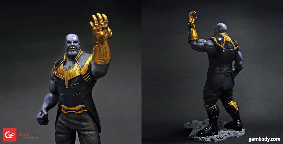 Buy Thanos 3D Printing Miniature | Assembly