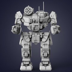 MechWarrior 3D Models for Print - BattleTech 3D Printer