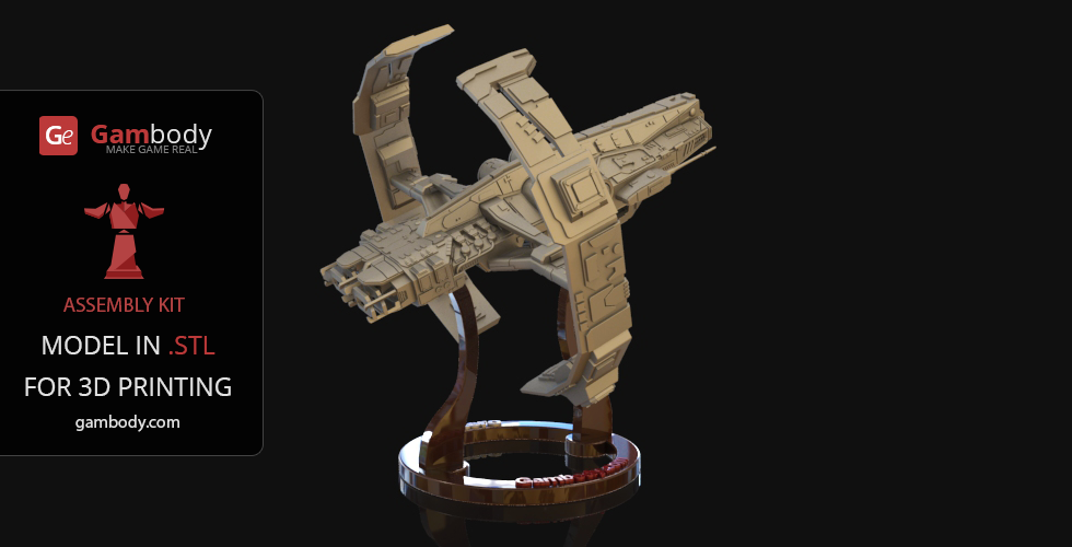 Astero eve online 3d model for printing astero 3d files Online 3d modeling