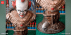 Pennywise Pencil Holder.png